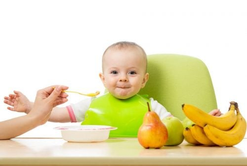 Como incorporar as frutas na alimentação das crianças?