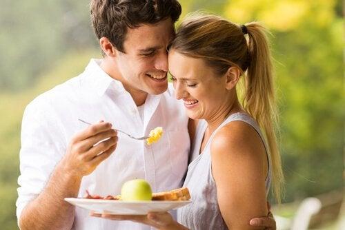 dieta recomendada para a fertilidade