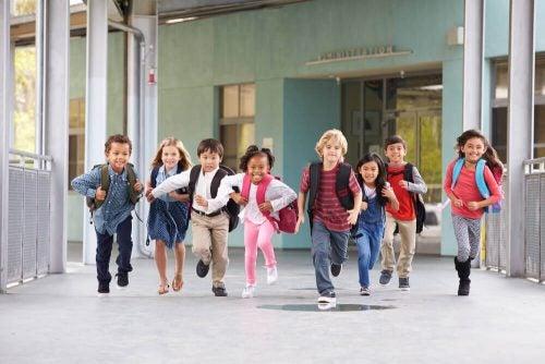 mochila da escola