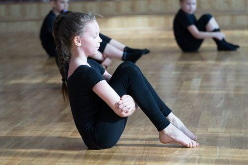 a flexibilidade