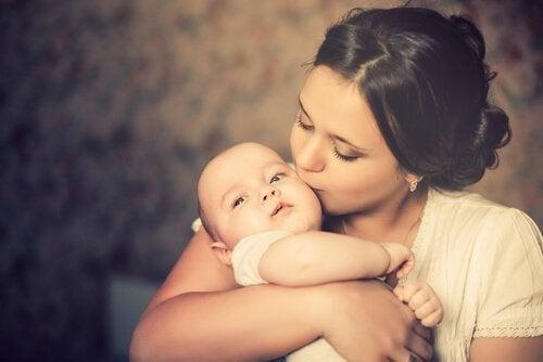 o amor de uma mãe