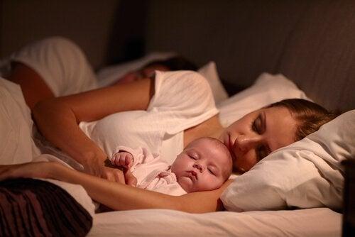 4 ideais para fazer a criança dormir
