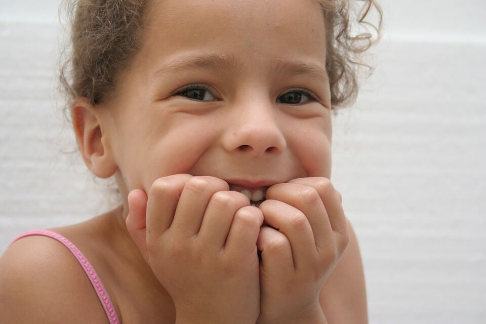 Fobia de insetos em crianças