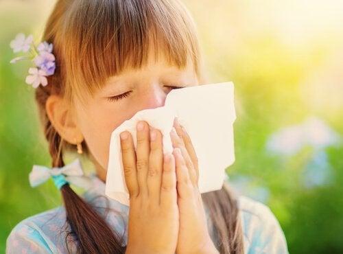 alergia a pó