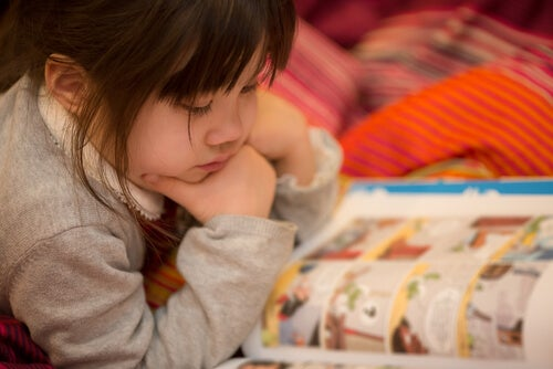 benefícios da leitura para as crianças