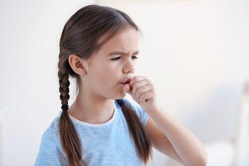 Como identificar o tipo de tosse das crianças?
