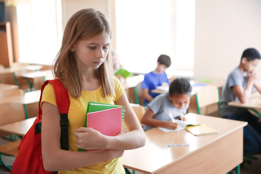 Como a mudança de escola afeta as crianças?