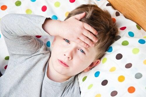 5 conselhos para baixar a febre das crianças