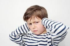 criança altamente sensível