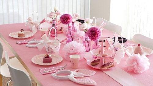 Ideias de comida para o chá de bebê