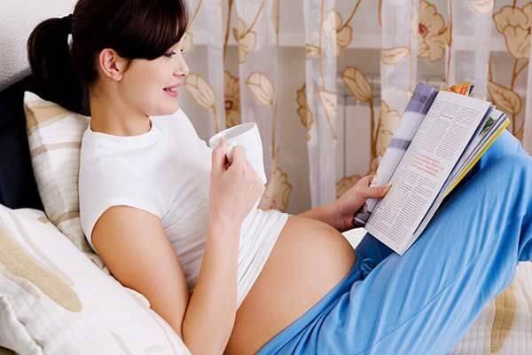 estimulação intrauterina