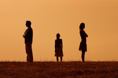 adolescentes com pais separados