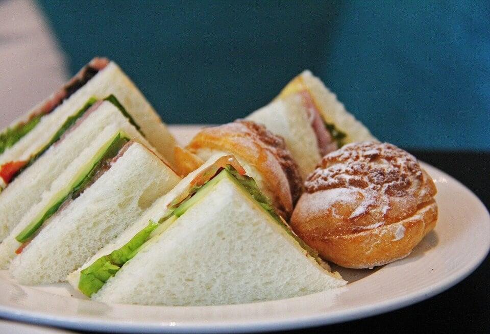 3 receitas de sanduíche para crianças