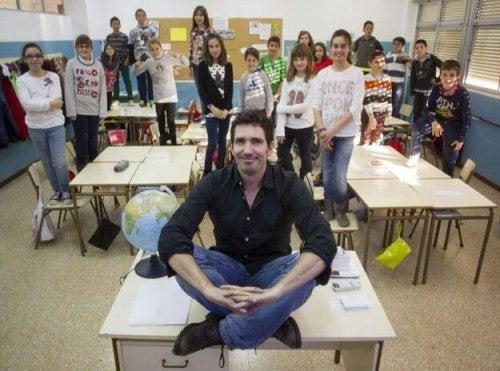 se dar bem com os professores