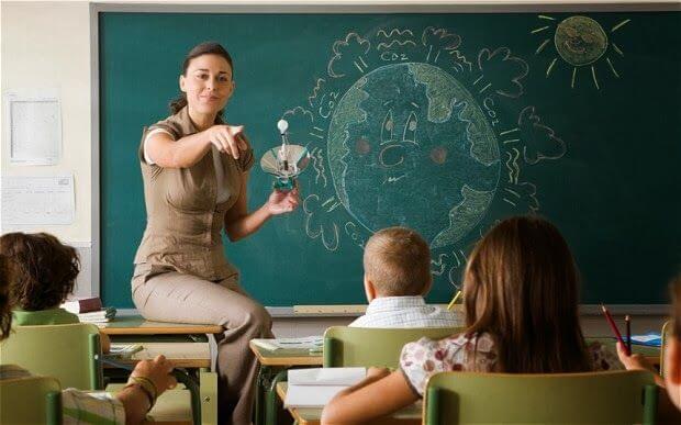 Ensine seu filho a se dar bem com os professores