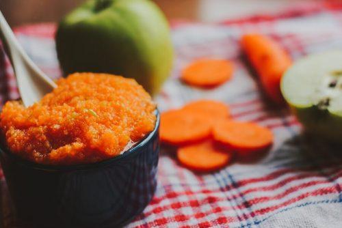 Quatro receitas de purês de verduras para alimentar suas crianças