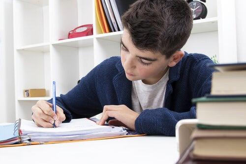 As regras mnemônicas para o aprendizado na escola