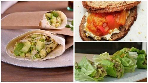 3 receitas de tortilhas para crianças