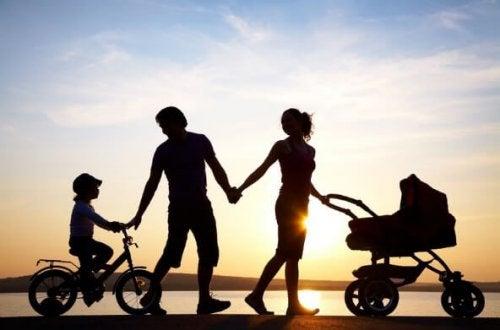 Hábitos legais que unem a família