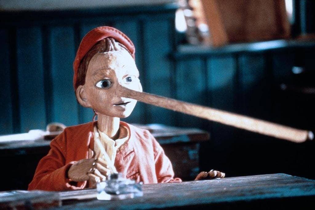 Criança Pinóquio: como evitar as mentiras