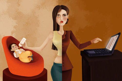 são mulheres trabalhadoras