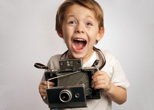 Cursos de fotografia para crianças ajudam a desenvolver habilidades