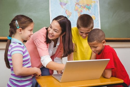 convivência na sala de aula