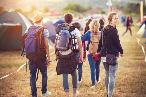 planos para o verão com adolescentes