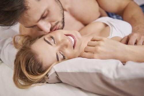sexo depois da gravidez