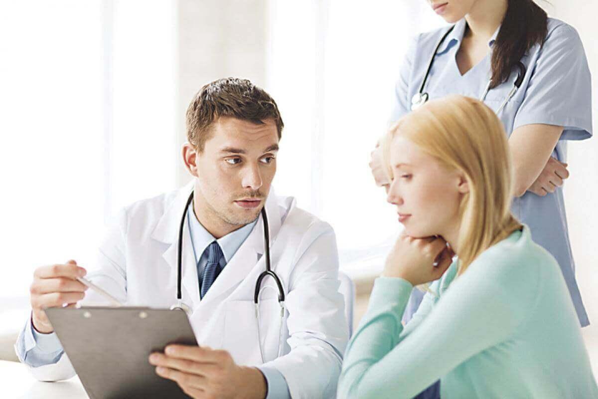 A adenose vaginal tem tratamento.