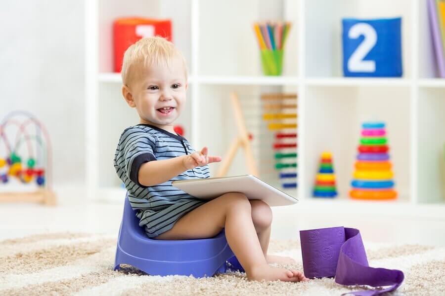 6 dicas eficazes para ajudar a criança deixar a fralda