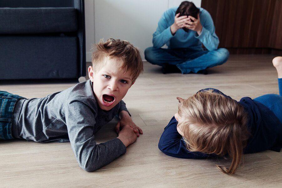 Crianças desobedientes: o que fazer para educá-las?