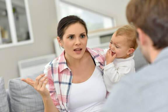 Como a separação dos pais afeta os filhos de acordo com sua idade?