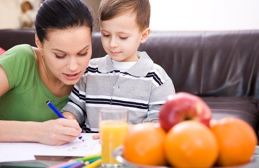 O que fazer para que as crianças estudem regularmente?