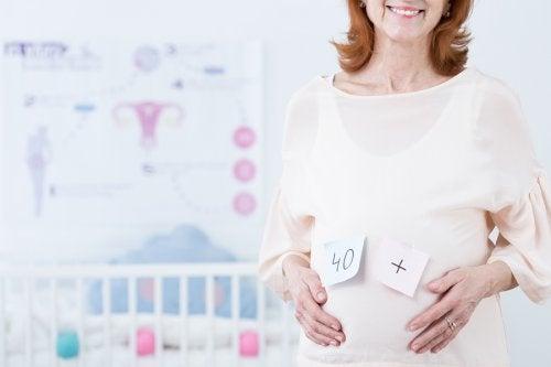 Riscos de ter uma gravidez tardia