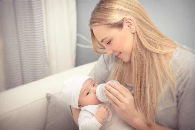 Qual a quantidade de leite que o bebê deve tomar?