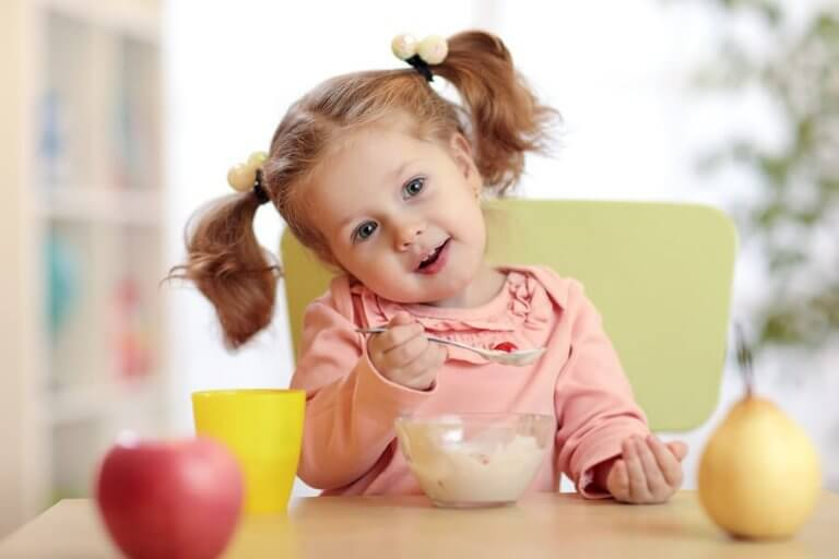 Alimentos para aumentar a imunidade das crianças