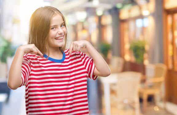 Como ensinar as crianças a ter amor-próprio?