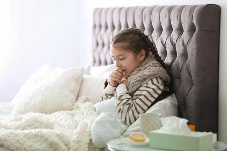 Há crianças que ficam doentes com mais facilidade?