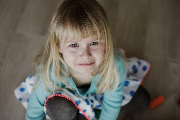 Consequências da falta de carinho na infância