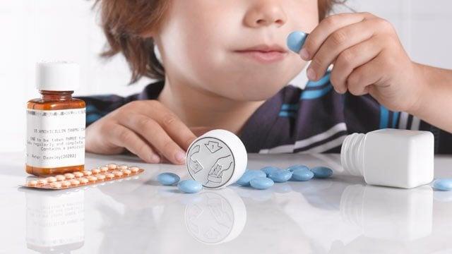 Meu filho tomou remédio por engano