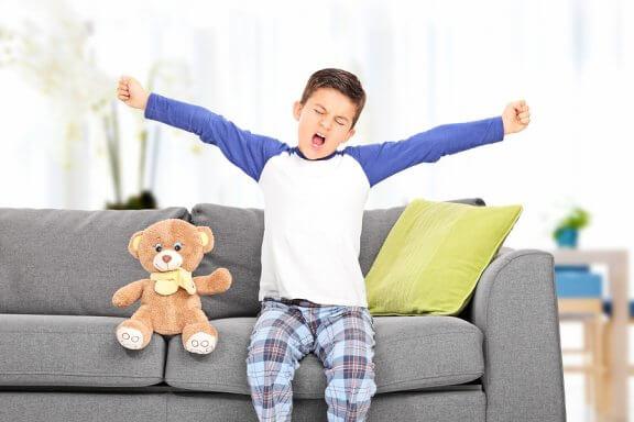 Consequências para as crianças de não dormir o suficiente