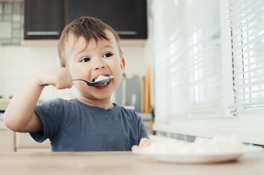 Dieta mole para crianças: alimentação sem alimentos sólidos