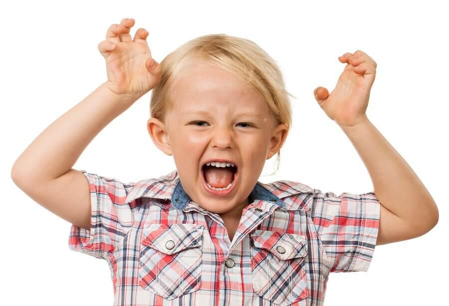 Hiperatividade em crianças pequenas