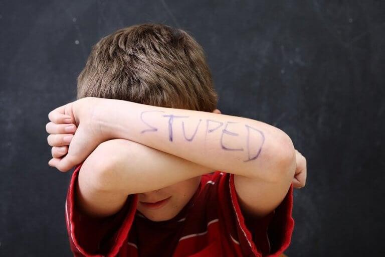 3 problemas de autoestima em crianças