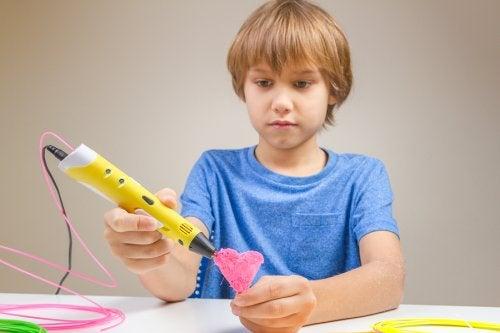 Para as crianças, aprender gera uma sensação de realização inigualável