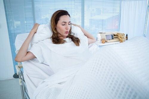 Muitas mulheres têm dúvidas antes do parto.