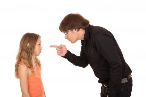 Os comportamentos das crianças e a falta de autoridade dos pais