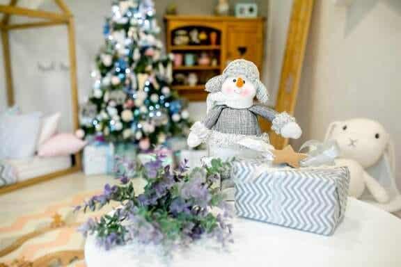 Ideias para decorar o quarto dos seus filhos no Natal