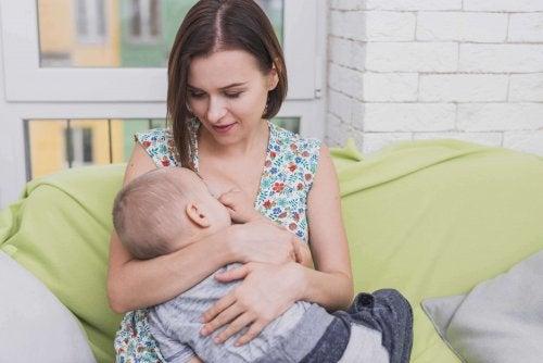 As roupas para amamentar facilitam a vida da mãe
